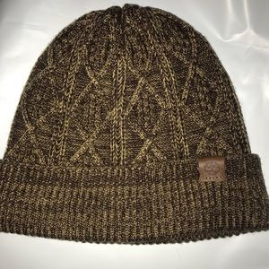 Timberland Small Beanie Brown/Chestnut Used